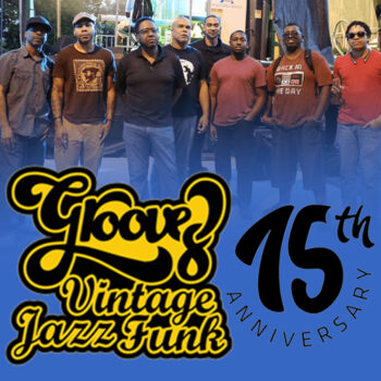 GROOVE 8 – 15th Anniversary Concert